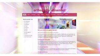 Orthopädie Elisenhof >